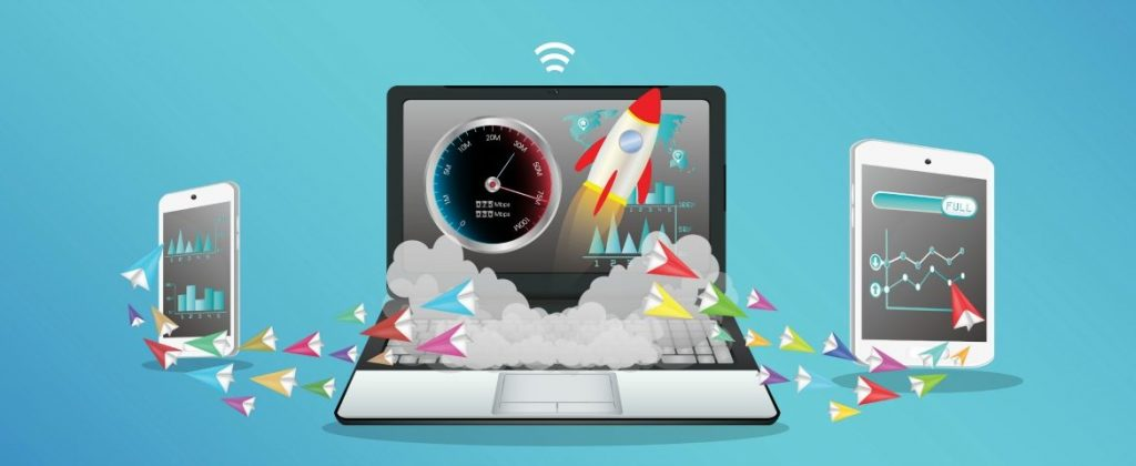 Cara Mempercepat Koneksi Jaringan Internet Pada Ponsel dan PC